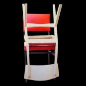 Sin título (auladormitorio)2006 - Fotografía color - 6 x 6 cm