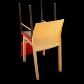 Sin título (aulagalería), 2006 - Fotografía color - 6 x 6 cm
