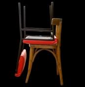 Sin título (aulahuéspedes), 2006 - Fotografía color - 6 x 6 cm