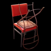 Sin título (aulajardín, )2006 - Fotografía color - 6 x 6 cm