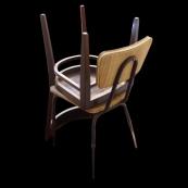 Sin título (comedorestudio), 2006 - Fotografía color - 6 x 6 cm