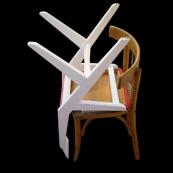 Sin título (dormitoriohuéspedes), 2006 - Fotografía color - 6 x 6 cm