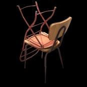 Sin título (estudiojardín), 2006 - Fotografía color - 6 x 6 cm