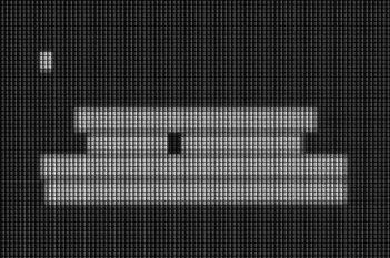 Gloria (IE textos), 2013 - Plata en gelatina - 80 x 120 cm