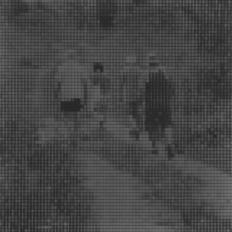 Sin título (Villa Cañada), 2015/2016 - Plata en gelatina - 25 x 25 cm