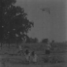Sin título (Barrilete), 2015/2016 - Plata en gelatina - 25 x 25 cm