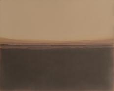 Inmersión N°10, 2015/2016 - Papel fotográfico velado, parcialmente revelado y estabilizado - 20 x 25,3 cm