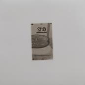 Sin título (Still life II), 2015/2016 - Plata en gelatina - 25 x 25 cm