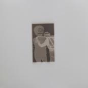 Sin título (Ay H), 2015/2016 - Plata en gelatina - 25 x 25 cm
