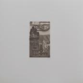 Sin título (Pila callejera), 2015/2016 - Plata en gelatina - 25 x 25 cm