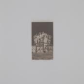 Sin título (Un lugar para mirar), 2015/2016 - Plata en gelatina - 25 x 25 cm