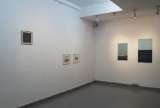 """Affaire"", vista de instalación, Centro Cultural Ricardo Rojas"