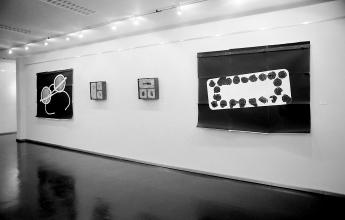 """Ritual de lo habitual"", 1994 - Centro Cultural Bernardino Rivadavia, Rosario"