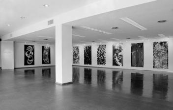 """""""Conciso, sucinto, preciso"""", Centro Cultural Bernardino Rivadavia, 1998, Rosario"""