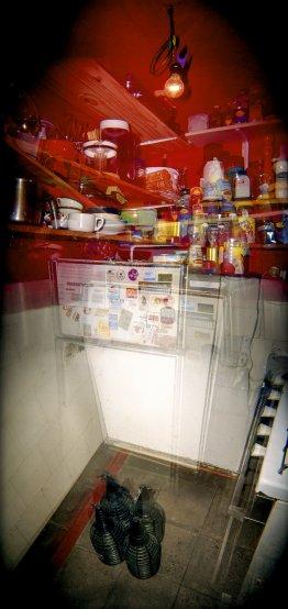 Sin título (Cocina I), 1998 - Fotografía color - Medidas variables