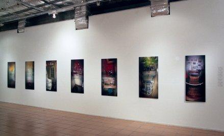"""""""Ojo al país"""", 1999 - Centro Cultural Borges, Buenos Aires"""