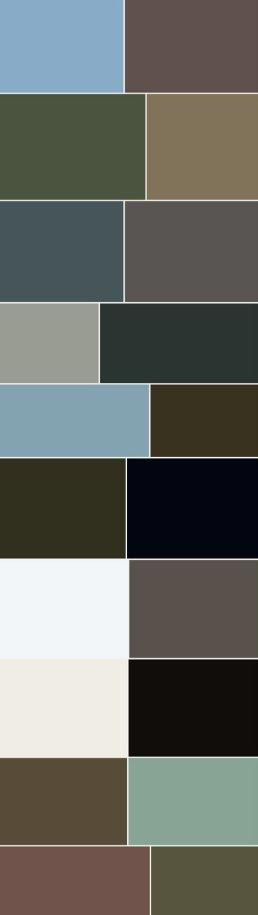 Gama Glusman, 2016/2018 - Captura de Pantalla - Fotografía color - Medidas variables