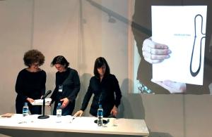 Andrea Ostera, Verónica Tell y Graciela Speranza