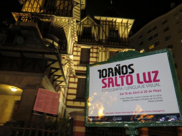 Salto Luz en el Museo Castagnino-1