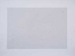 Sin título N° 3. 2019. Impresión sobre plata en gelatina, tintas de retoque.