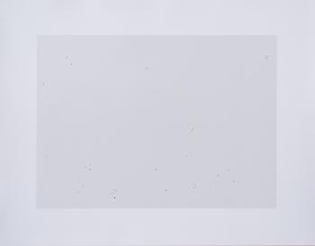 Sin título N° 7 (Alfredo y María Andrea, 1971). 2019. Impresión sobre plata en gelatina, tintas de retoque. 28 x 35 cm